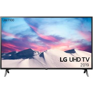 телевизор smart tv в Кыргызстан: Телевизор LG Smart TV 49UM7100Диагональ - 49' (123 см)Ultra HD 4K