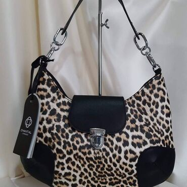 Nova torba, srednje veličine, Cantal, veoma moderan dizajn i print