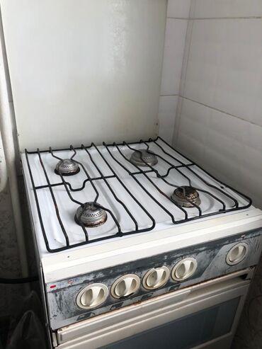 Газ-плита дёшево некуда ставить 1500 сомов