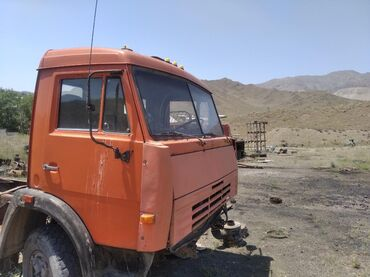 Грузовой и с/х транспорт в Баткен: Кабина сатлат кабина баткенде