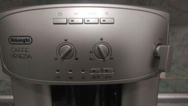 Kofe aparatlari - Азербайджан: Kofe aparatı təzə kimi ( 3 ay ofisde işlənib)  Hecim 1/8  Marka : Delo