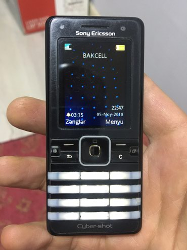 Sony Ericsson k770i antik model. - Bakı