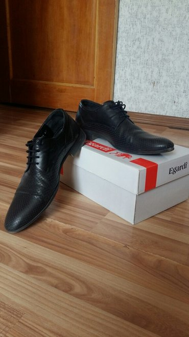 Туфли мужские одевали всего пару раз. размер 40. брали в lion. в Лебединовка