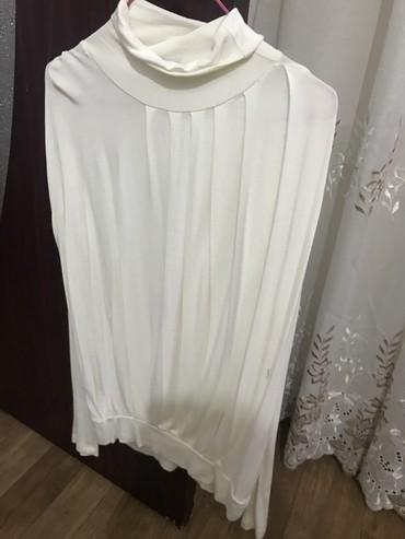 Кофточка молочного цвета, очень в Бишкек