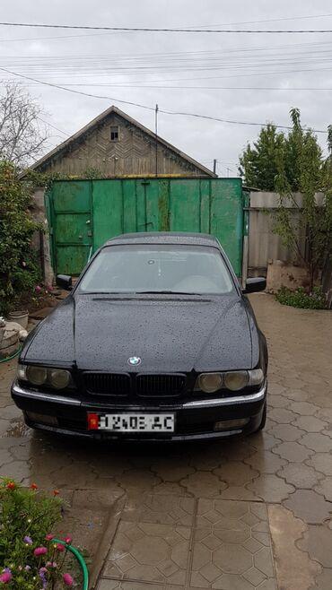 Автомобили в Бишкек: BMW 7 series 2.8 л. 1998 | 200000 км