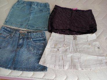 Cetiri-majice - Srbija: Cetiri mini suknjice