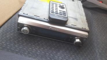 pioneer s x99 в Кыргызстан: Продаю легендарный Pioneer 88rs. В комплекте магнитола и пульт