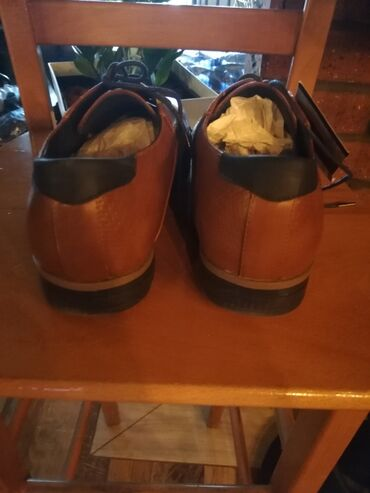 Muske kozne torbice - Srbija: Muske kozne cipele NOVE