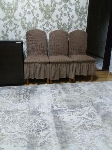 Чехлы для стульев 6шт