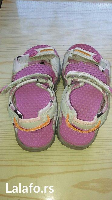 Sandale za devojčice. Očuvane. Broj 31. - Novi Sad - slika 5