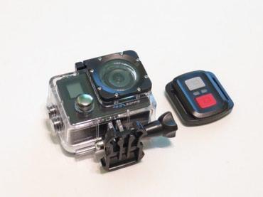 Ostale kamere   Nis: AKCIONA KAMERA 4K + WIFI + SUTER ZA RUKU4K ULTRA HD Akciona