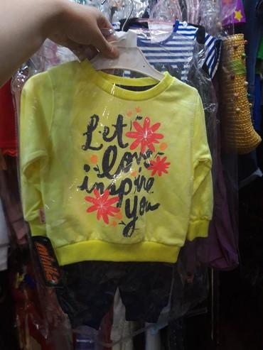 детские спортивные костюмы в Кыргызстан: Детский спортивный костюм цвет качество новая