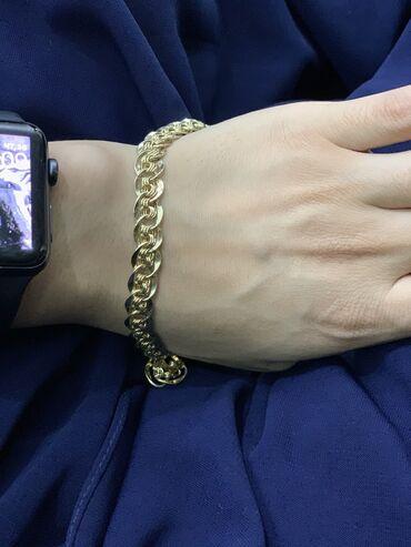 Продаю золотой браслет 585 пробы чистое российское золото! Грамм 4