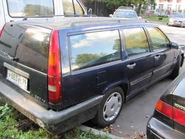 Bakı şəhərində Volvo