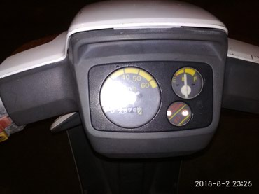 Продаю скутер японец Хонда eve PЛХ-  всё в Токмак