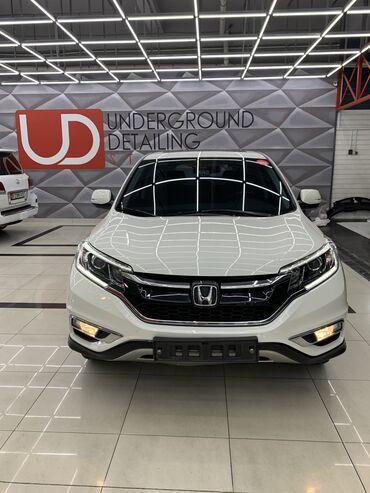 Honda CR-V 2.4 л. 2015 | 70000 км