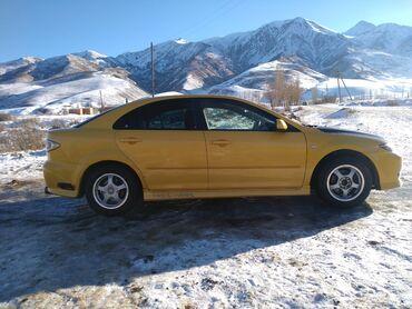 Продажа бензовоз - Кыргызстан: Mazda Atenza 2.3 л. 2004 | 16538 км