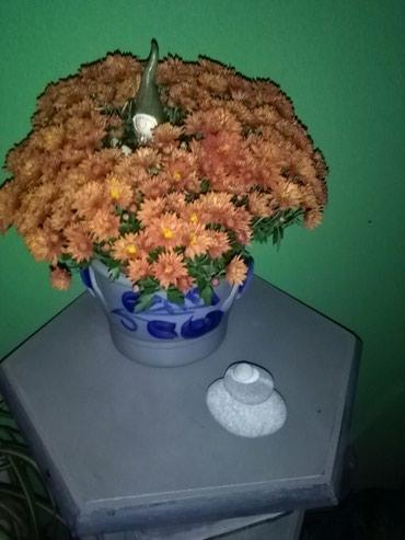 Saksija za cvece od njemackog kamena,made in germany - Sombor