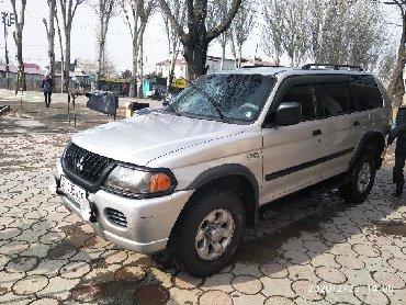 mitsubishi-expo-lrv в Кыргызстан: Mitsubishi Montero Sport 3 л. 2002 | 240 км