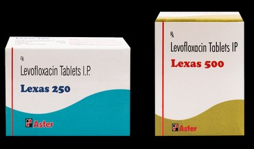 Finished Product Levofloxacin 250mg Levofloxacin 250 / 500 mg Lexas σε Kythnos