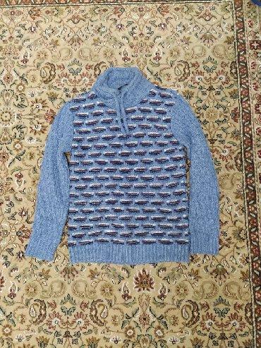 Made in Turkey, 70% wool, 30% acrylic. Очень теплая вещь, состояние от
