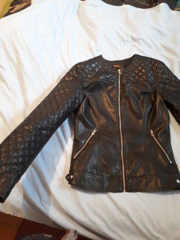 Куртка  новая размер  s Отдам за 2500сом  своя цена  5000рублей в Лебединовка