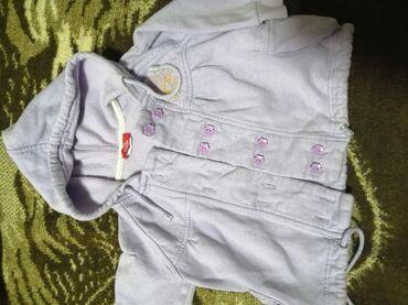 Dečije jakne i kaputi - Vrsac: Pamucna jaknica za devojcice. Todor. Kao nova!