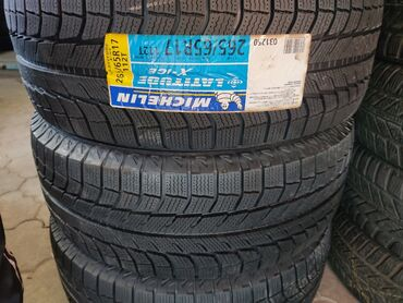 made in france в Кыргызстан: Продаю новую шину зимние. Фирма Michelin made in France. Размер