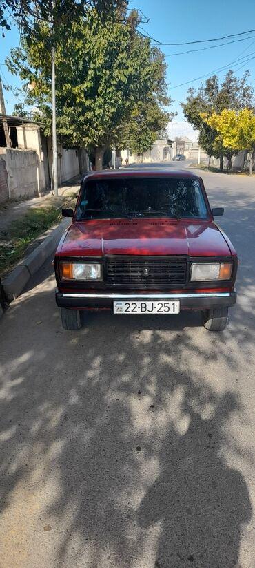 41 elan | NƏQLIYYAT: VAZ (LADA) 2107 1982