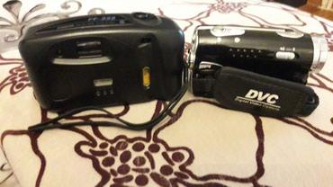 Bakı şəhərində SAMSUNG fotoaparatı və SONY kamerası.İkisi bir yerdə.