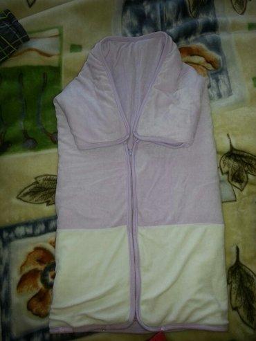 Продаю теплый конверт-одеяло фирмы  в Сокулук