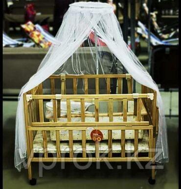 Продаю кроватку за 3000 сом все в комплекте есть все как на фото, обра