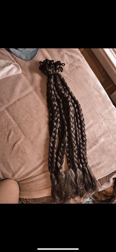 Kosa za africke pletenice, NOVO
