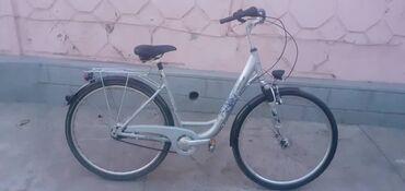 Продаю германский велосипед состояние отличное колеса на 28