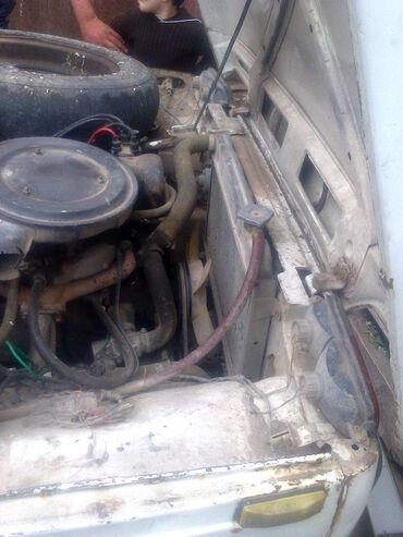VAZ (LADA) 4x4 Niva 1.6 l. 1992 | 8978 km