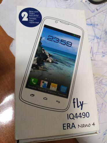 Fly - Кыргызстан: Продаю телефоны Fly iq4490, состояние как новое, все в комплекте