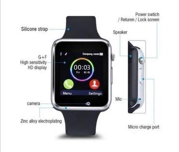 Huawei mate 8 single sim - Srbija: Unisex Ručni Satovi Apple