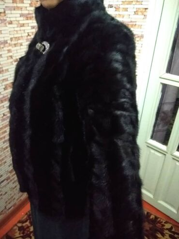 Полушубка норка 48 размер Почти новая не одевали  Срочно срочно!!!