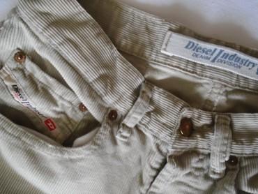 Farmerke-diesel-u - Srbija: Odlične, kao nove, original Diesel pantalone od mekanog i jako finog