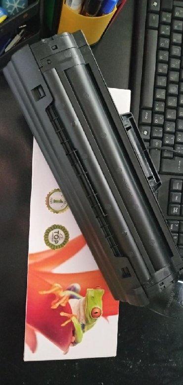 Лазерный картридж цена за 2 штуки 1 новый 2 нужно заправить