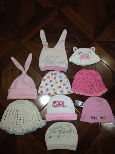 Распродажа шапочек в хорошем состоянии по 50 с  в Бишкек