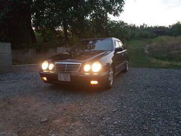 Автомобили - Сузак: Mercedes-Benz E-Class 2.6 л. 2001