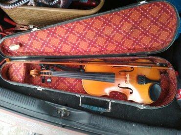 Продаю детскую скрипку. производство: в Бишкек