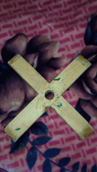 Крестовина для ёлки. Деревянная, в Бишкек