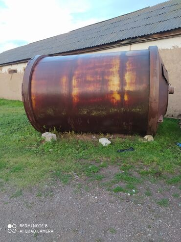 36 объявлений: Бочка 10 тонналык баасы 100мин сом веси 2 тоннага жакын