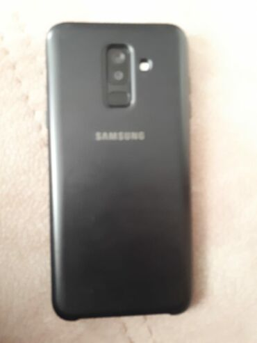 İşlənmiş Samsung Galaxy A6 Plus 32 GB qara