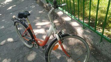 Продаю велосипед. Привозной из Европы. В Очень хорошом состоянии