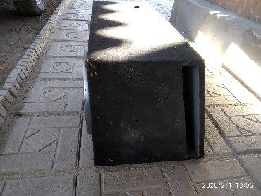 dvigatel n в Кыргызстан: Длина короба 70 см Ширина 40 см Два больших динамика пионер Оригиналы!
