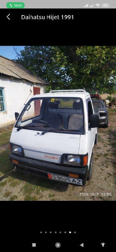 Бирдик матрица - Кыргызстан: Daihatsu Hijet 0.6 л. 1991