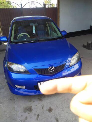 Транспорт - Орловка: Mazda Demio 1.3 л. 2003